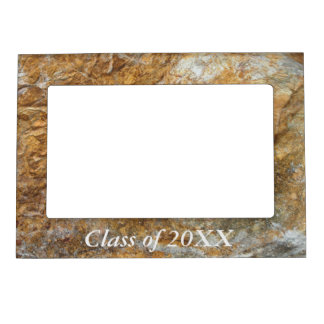 Class of 20XX magnetic frame - rock
