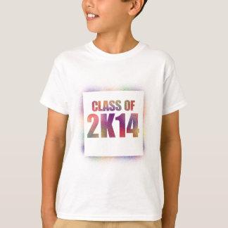 class of 2k14, class of 2014 tshirts