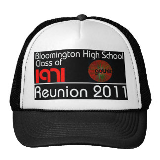 Class of '71 Reunion Hat