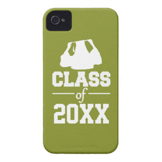 Class of ANY year custom Blackberry case