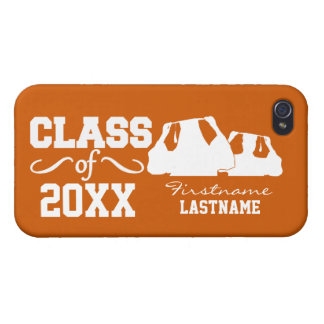 Class of ANY year custom cases Case For iPhone 4