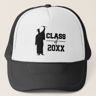 Class of ANY year custom hat - choose color