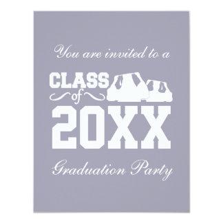 Class of ANY year custom invitations