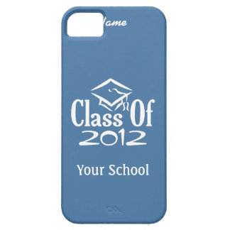 Class of ANY YEAR custom iPhone 5 case-mate Barely There iPhone 5 Case