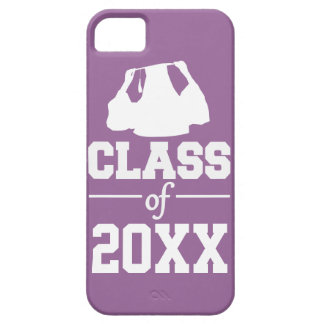 Class of ANY year custom iPhone case Barely There iPhone 5 Case