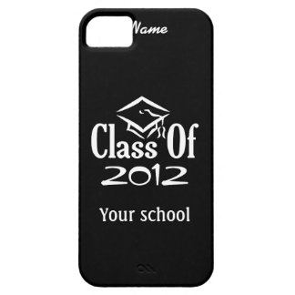 Class of ANY YEAR custom iPhone case-mate iPhone 5 Cover