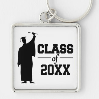 Class of ANY year custom key chain