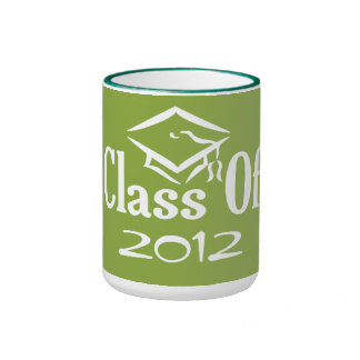 Class of ANY YEAR custom mug – choose style
