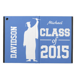 Class of ANY year custom text & color cases iPad Air Cover