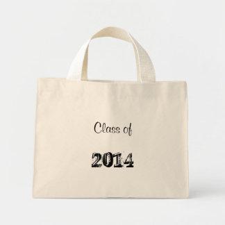 Class of _ _ _ _ mini tote bag