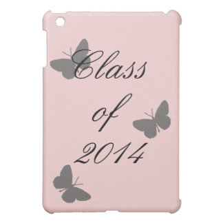 Class of - Pink and Grey iPad Mini Covers