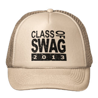 Class Of SWAG 2013 Mesh Hat