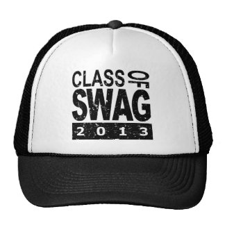 Class Of SWAG 2013 Trucker Hats