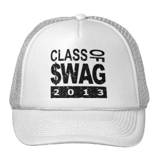 Class Of $WAG 2013 Mesh Hat