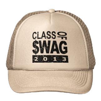 Class Of $WAG 2013 Mesh Hats