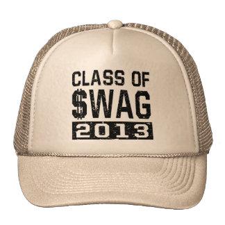 Class Of $WAG 2013 Trucker Hats