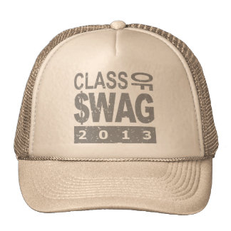 Class Of $WAG 2013 Hats