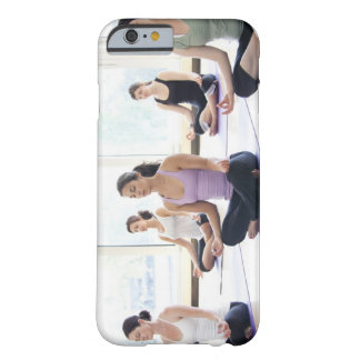 Class of women performing the meditative barely there iPhone 6 case