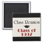 Class Reunion 1997 Fridge Magnet