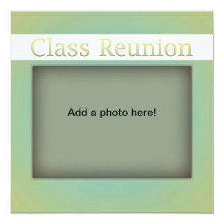 Class Reunion - Add A Photo - Invitation