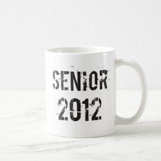 Class Senior 2012 Mug