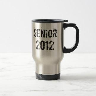 Class Senior 2012 Mugs