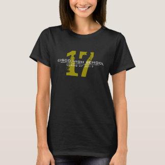Class t-shirt, Customize Year, School, Colors T-Shirt