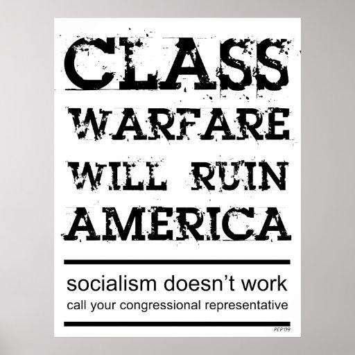 Class Warfare Print