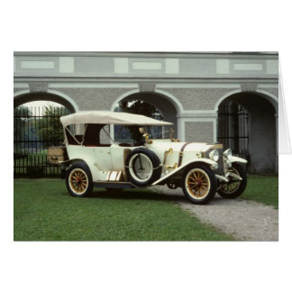 Classic 1913 Mercedes Phaeton Greeting Cards