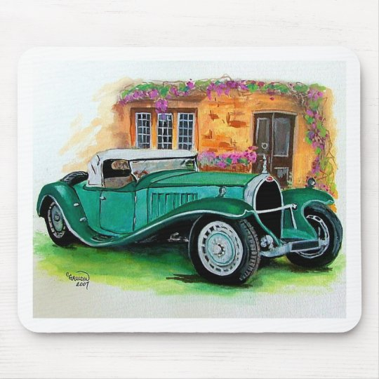 Classic 1932 Type 41 Mouse Mat