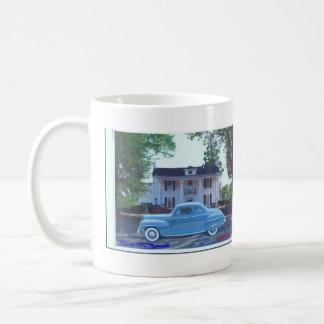 Classic 1942 Plymouth Basic White Mug
