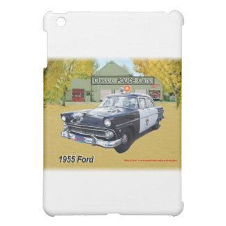 Classic 1955 Ford Police car iPad Mini Cover