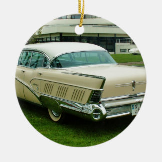 Classic 1958 Buick Limited. Christmas Ornament
