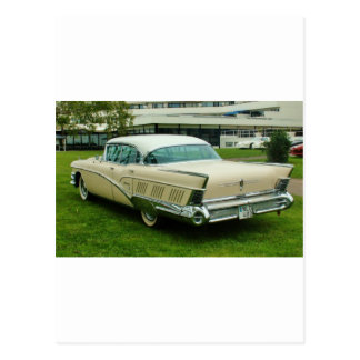 Classic 1958 Buick Limited. Postcard