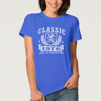 Classic 1976 shirts