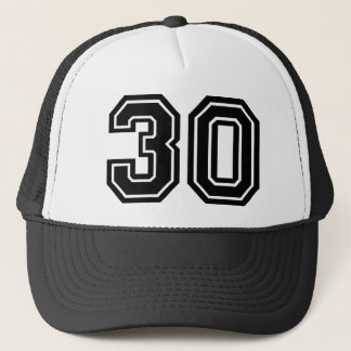 Classic 30th Birthday Trucker Hat