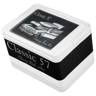Classic 57 Bel Air Igloo Igloo Can Cooler