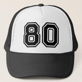 Classic 80th Birthday Trucker Hat