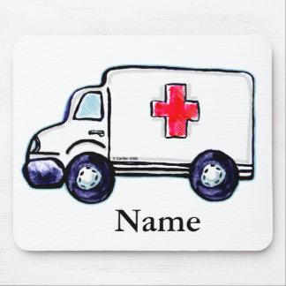 Classic Ambulance Mouse Mat