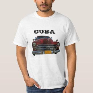Classic American car in Vinales, Cuba Tshirts