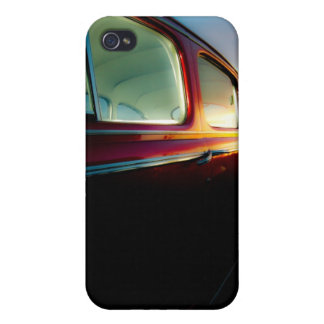 Classic American Car iPhone 4 Case