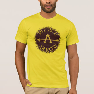 Classic American car logo Pierce Arrow T-Shirt