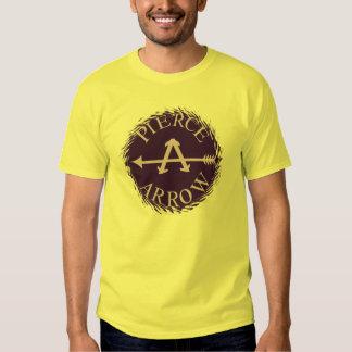 Classic American car logo Pierce Arrow T Shirts