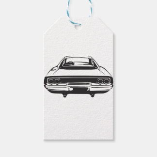 Classic American Charger Gift Tags
