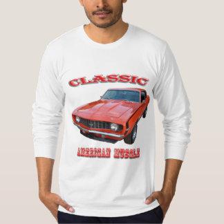 Classic American Muscle Car Camaro T-Shirt