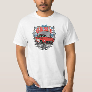 Classic American Muscle Car Value T-Shirt