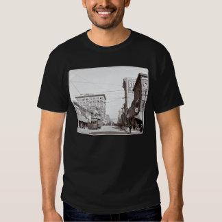 Classic Americana - Streets of Birmingham Alabama T Shirts