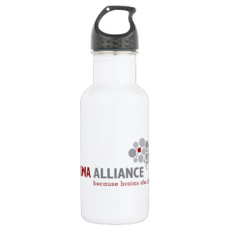 Classic Angioma Alliance Logo Gear 532 Ml Water Bottle