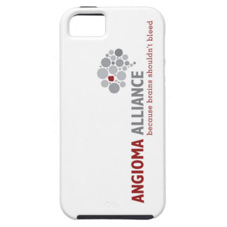 Classic Angioma Alliance Logo Gear iPhone 5 Covers