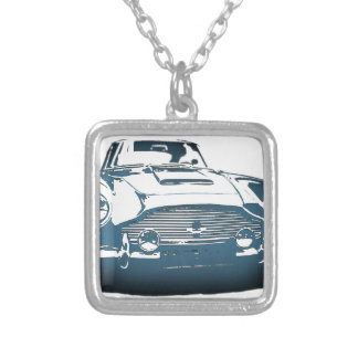 Classic Aston Silver Plated Necklace